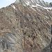 il Corte di Fondo visto dal Corte di Cima dell'Alpe Oglié