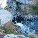 Dove sfocia il lago e scende nella valle fino alla cascata di Santa Petronilla di Biasca
