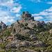 Auf dem Weg zum Punta di u Diamante gibt es einige Gelegenheiten zum kraxeln