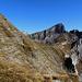 """Im Aufstieg zu einem weiteren Gipfel, dem """"Hagelstock""""."""
