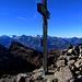 Auf dem Gipfel des Chaiserstockes.
