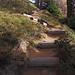 Gut ausgebauter Bergweg zum La Seya