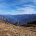 Bald auf dem Gipfel. Blick ins Rhônetal