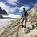 über dem Glacier d'Orny