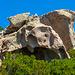Interessante und herrlich griffige Felsen