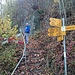 Am Einstieg zum Beretenchopf Ostgrat :-)