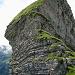 Luftiger, steiler Abschnitt am Ostgrat des Ochsenchopfs (am 14.6.07 auf Ochsenchopftour fotographiert)