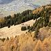 Sotto di noi il rifugio Alpe Domas