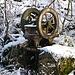 Die alte (und schon oft photographierte) Maschine
