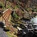 viele neue Brücken für den Wanderweg