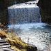 Wasserstufe aus etwas anderem Blickwinkel