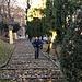 La scalinata che da Tremona sale a Sant'Agata.