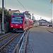 Start beim Bahnhof Saignelégier