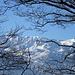 Blick ins Pizolgebiet von den Schwarzhörnern bis Gamidaur