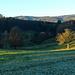 Blick in Richtung Lindenstein und Silbergrubenkopf