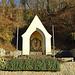 Kleines Kapellchen oberhalb der Kirche St. Michael