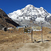 Annapurna South und Annapurna Base Camp