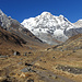 Annapurna South und Annapurna Base Camp