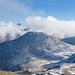 Piz Cavradi. [tour88422 Hier] mit Schneeschuhen überschritten.