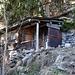 Die Hütte bei Pt. 1666