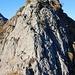 Il muretto che mi separa dalla Cima Nord del Monte Gemevola (chiamato così da me).