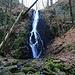 Bobří soutěska, Wasserfall des Sorgebaches