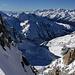 Seitenblick ins Wallis / Berner Oberland.