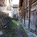 der alte Dorfkern von Ausserberg