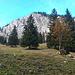 Blick auf den Breitenstein auf dem Rückweg.