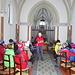Besuch der Kapelle mit erklärenden Informationen