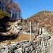 Il sentiero Ligunc-Piani della Galera-Salei