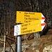 Seguire per Alpe Pesced e Pilone
