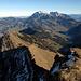 Gipfelblick ins Toggenburg