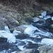 schon etwas Eis im Fluss