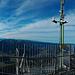 Panorama vom Wendelstein. Ganz alleine :-)