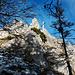Gipfel des Friedenrath fast erreicht. Ein sehr schöner Aufstieg.