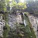 Wunderschöner Wasserfall auf dem Rückweg.