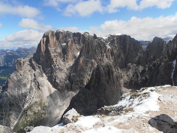 Klettersteig Piz Boe : Piz boè m u tourenberichte und fotos hikr