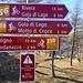 la zona è il paradiso dei mountain bikers, una segnaletica impeccabile e una lunga rete di sentieri in ottime condizioni