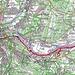 Dem Rhein entlang in die grosse Stadt