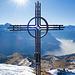 Gipfelkreuz Rossstock