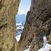Felsen in der Rossstocklücke