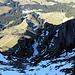 Gipfel-Tiefblick zur Breitwang