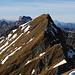 Schijen - view from the summit of Chli Gumen.