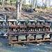 Altenberg, Besucherbergwerk, Rührwerke aus einer Flotationsanlage