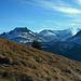 Blick ins Skigebiet von Warth. Für heute wäre der Saisonstart geplant gewesen. Wurde wohl nix bei der Schneelage.