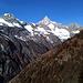 Le Bietschhorn vu depuis Honegga