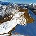 Der Grat über Hoch Segettis bis zur Sassauna, evt. mache ich das im Sommer 2017, ein Grat mit bestem Ausblick auf die schönste Bergwelt des Rätikons.