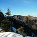 Am Gipfelkamm des Vorderhörnle mit Blick zur Hohen Kugel