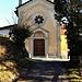 La chiesa di San Sebastiano a Bregazzana.